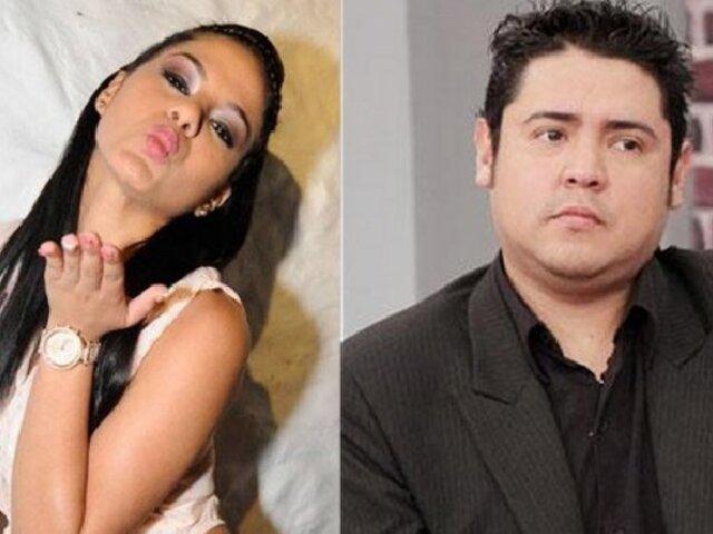 Lucho Cuéllar habló por primera vez del embarazo de Katty García