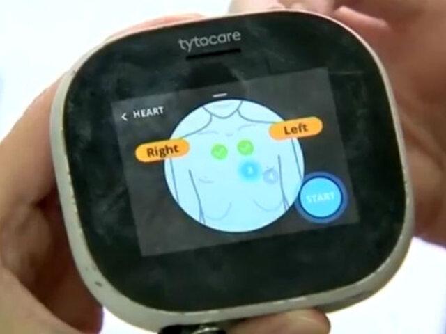 ¿Medicina del futuro? Este dispositivo reemplaza al doctor en la comodidad de tu propia casa