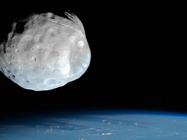 Un enorme asteroide pasará muy cerca de la Tierra