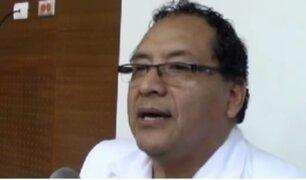 Médicos que atendieron a madre de Ana Jara niegan ser culpables