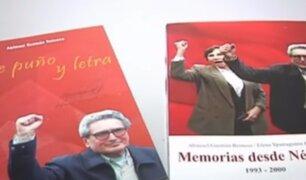 Identifican venta de libros de Abimael Guzmán en el Centro de Lima