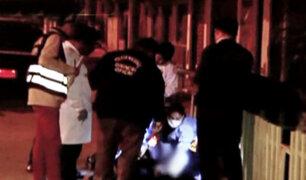 Carabayllo:  joven muere tras ser impactado por bala perdida