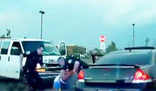EEUU: Policía fue separado de su cargo tras afirmar que solo mata gente afroamericana