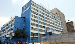 Médicos y trabajadores de EsSalud anuncian huelga nacional indefinida