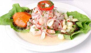 Chefs peruanos reparten ceviche en las calles de Nueva York