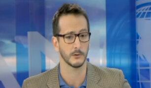PJ evaluará condena de prisión preventiva a Edu Saettone