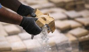 Decomisan 100 kilos de droga en una vivienda de Cieneguilla