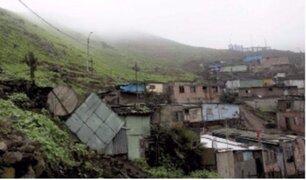 En carne propia: cuando el frío azota los cerros de Lima