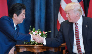 """EEUU y Japón dialogan sobre """"amenaza creciente"""" de Corea del Norte"""