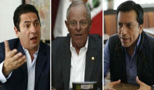 Ministros vs bancada PPK: Pullas internas en el Gobierno se hacen más visibles