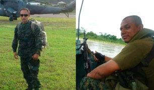 VRAEM: dos militares desaparecen tras choque de embarcaciones en el río Ene