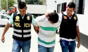 Tumbes: PNP detiene a delincuentes en pleno robo en una vivienda