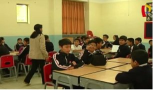 Minedu asegura que alumnos recuperarán clases perdidas tras huelga de maestros