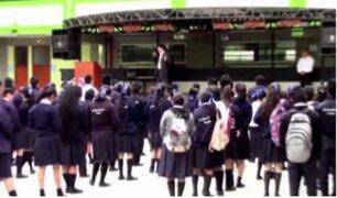 Padres de familia piden recuperación de clases en el interior del país