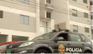 Identifican a presunto ladrón de autopartes de vehículos estacionados en condominio