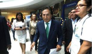 TC evaluará argumentos que buscan anular prisión preventiva contra Alejandro Toledo