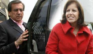 Suenan nombres de Lourdes Flores y Jorge del Castillo para la PCM