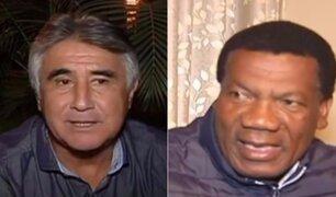 Mundialistas Guillermo La Rosa y Percy Rojas analizan triunfo de Perú ante Ecuador