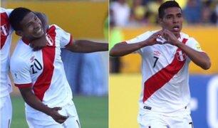 Perú vs. Ecuador: Flores y Hurtado confiesan cómo lograron victoria en Quito