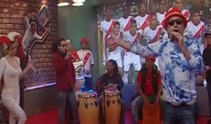 La Noche es Mía celebró a lo grande el triunfo de la Selección Peruana