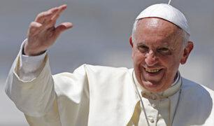 Colombia: Papa Francisco llegó a Bogotá y fue recibido por miles de fieles