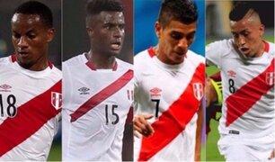 Selección Peruana: ellos son los cuatro ausentes ante Argentina