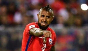 Arturo Vidal confirma su retiro de la Selección Chilena tras últimas derrotas