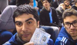 Hinchas argentinos denuncian maltrato en estadio donde Perú jugaría próximo partido