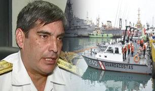 Marina desmiente que embarcaciones chinas estén depredando mar peruano