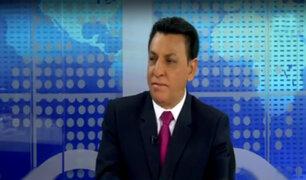 Jefe del INEI explica cómo se realizará el Censo Nacional este 22 de octubre