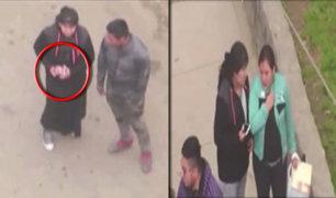 """Santa Anita: capturan a ladrones de celulares apodados """"el dúo dinamita"""""""
