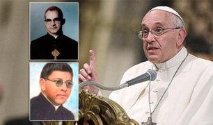 El Papa Francisco beatificará a dos mártires colombianos