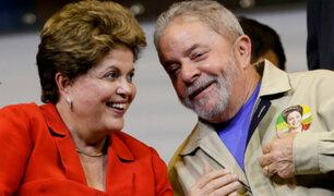 Brasil: Fiscalía denuncia a Lula da Silva y Dilma Rousseff por asociación ilícita