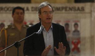Ministro Basombrío sobre ataque a policías: Se trata de una venganza