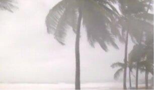 El huracán 'Irma' ha mantenido su fuerza por un periodo nunca antes visto