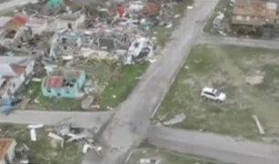 Huracán Irma deja al menos 15 muertos a su paso por el Caribe