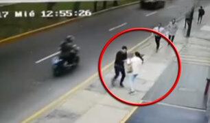 """Magdalena: joven se enfrenta a avezado """"raquetero"""" para evitar asalto"""