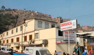 Huaraz: padres denuncian que cadáver de su bebé desapareció de la morgue