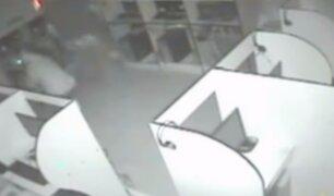 Vecinos exigen mayor seguridad tras constantes robos en SJL