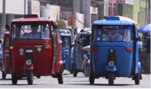 Chóferes mototaxistas denuncian aumento de delincuencia en Santa Anita