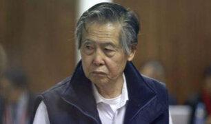 Fujimori en UCI: ex presidente ingresó por taquicardia