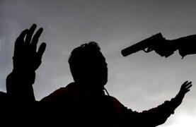 Ventanilla: presuntos sicarios asesinan a dirigente de Asentamiento Humano