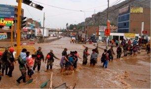La tristeza de Carapongo: 6 meses después de 'El Niño Costero'