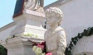 'Ricardito': el niño milagroso del Presbitero Maestro