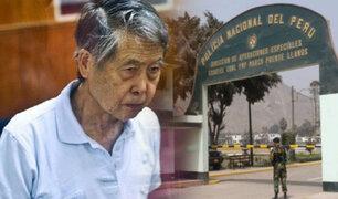 Alberto Fujimori: tras ser estabilizado en clínica local regresó a la Diroes