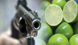 """La Victoria: en La Parada acribillan al """"rey de los limones"""" para robarle"""