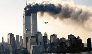 11 de septiembre: se conmemoran 16 años de los atentados a las Torres Gemelas