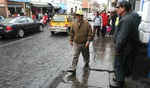 Senamhi advierte que lluvias y humedad seguirán en los próximos días