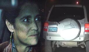 Maritza Garrido Lecca viajó hacia el norte del país con rumbo desconocido