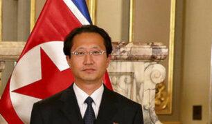 """Embajador norcoreano: """"Medida no ayuda en nada para la paz y seguridad del mundo"""""""